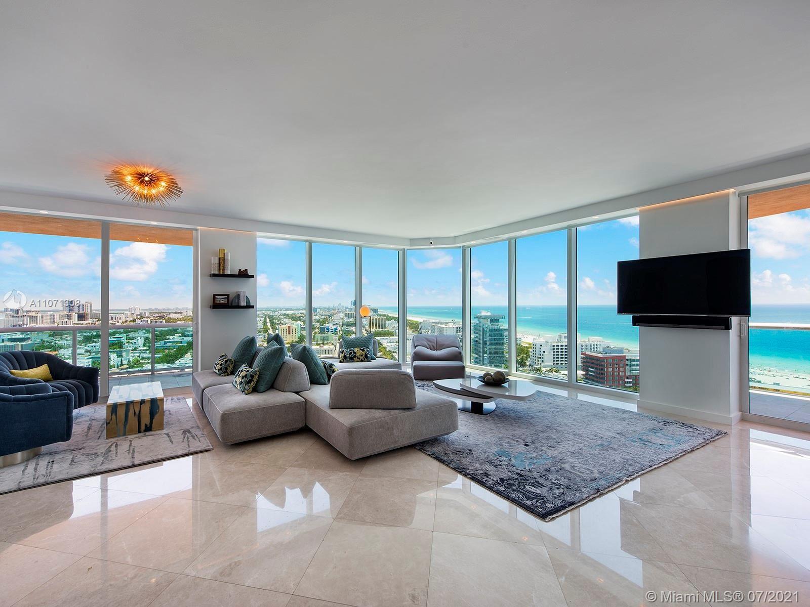 300 S Pointe Dr #2405, Miami Beach, FL 33139 - #: A11071308
