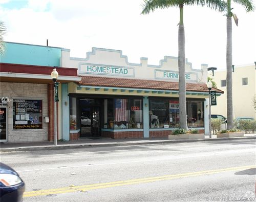 Photo of 131 N Krome Ave, Homestead, FL 33030 (MLS # A10866309)