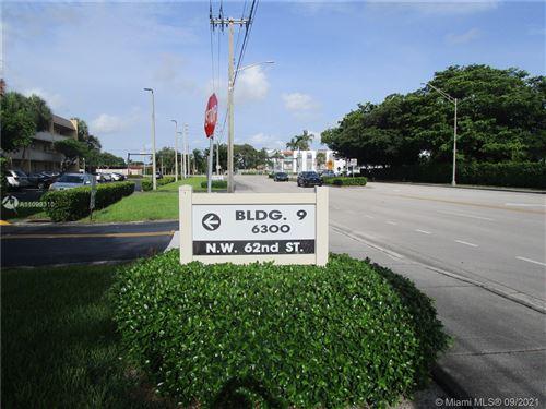 Photo of 6300 NW 62 ST #307, Tamarac, FL (MLS # A11099310)