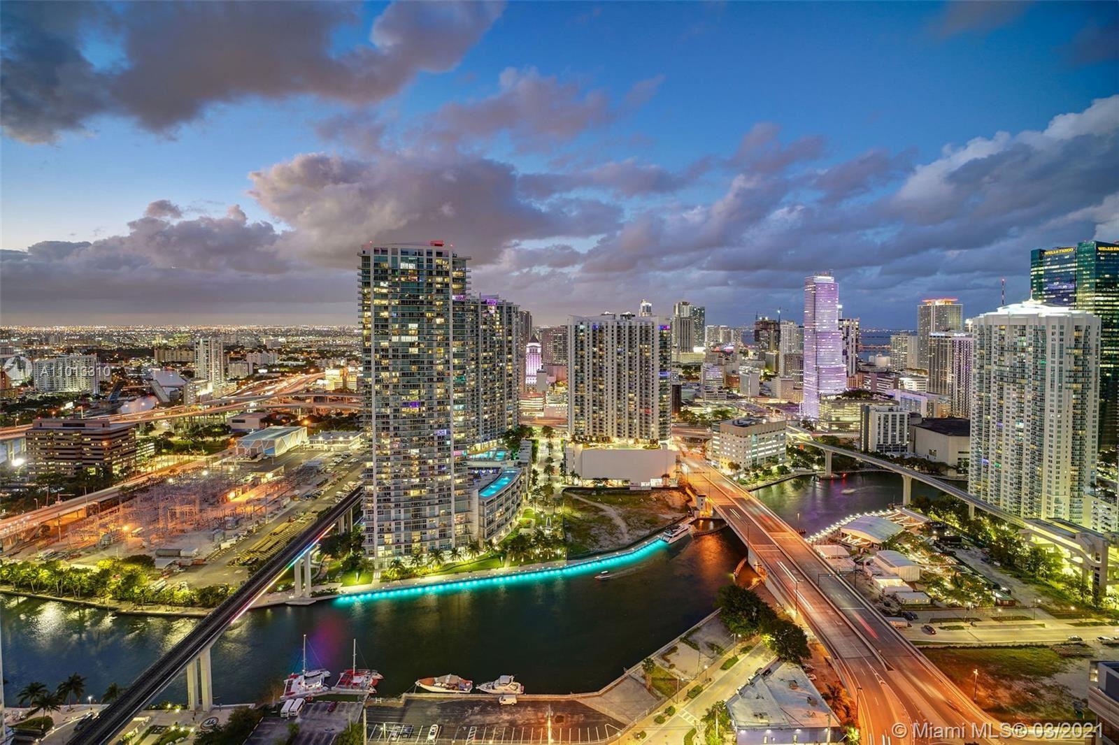 88 SW 7th St #3511, Miami, FL 33130 - MLS#: A11013310