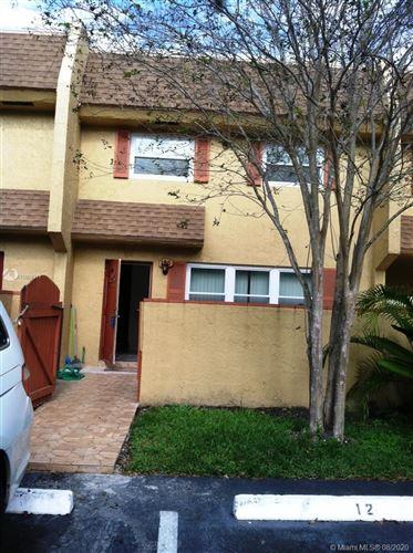 Photo of 7175 NOVA DR #106, Davie, FL 33311 (MLS # A10908311)