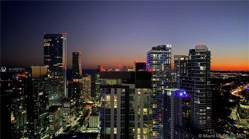 Photo of 1010 Brickell Ave #4806, Miami, FL 33131 (MLS # A11007311)