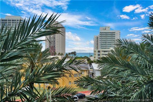 Photo of 6770 Indian Creek Dr #5C, Miami Beach, FL 33141 (MLS # A11024311)