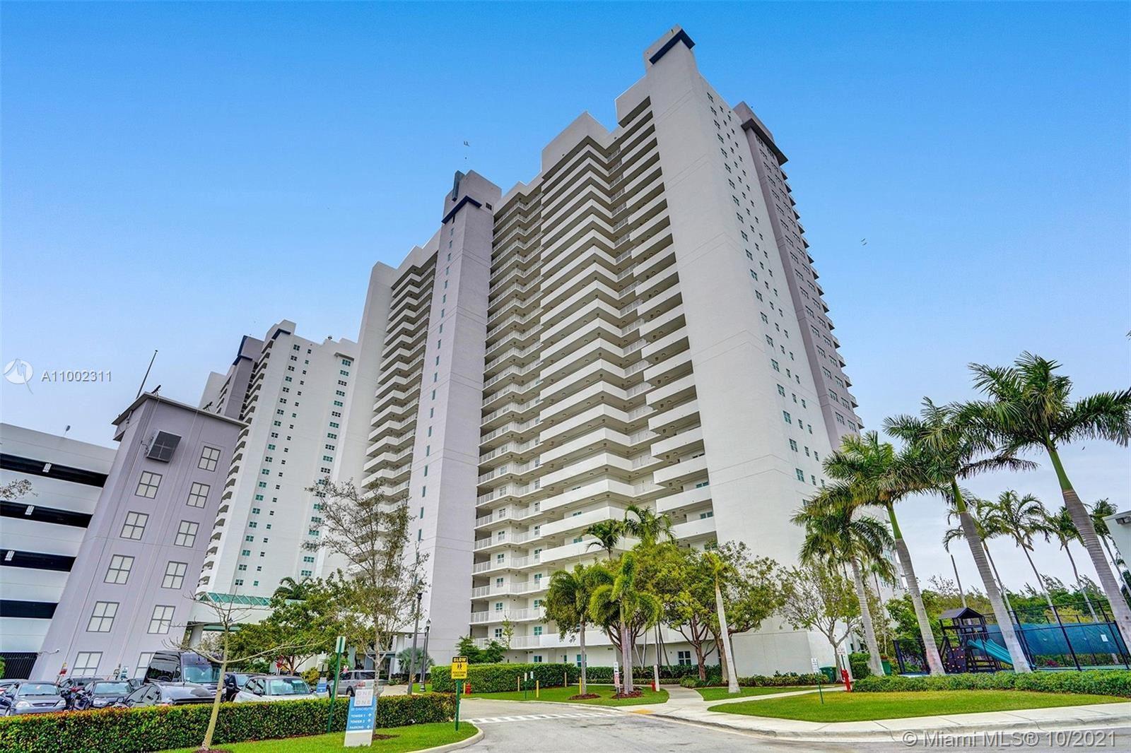 Photo of 14951 Royal Oaks Ln #2303, North Miami, FL 33181 (MLS # A11002311)
