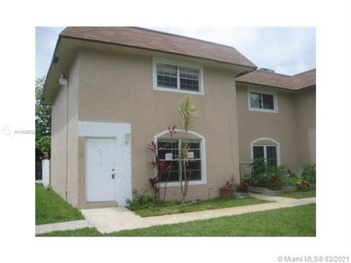 Photo of 7858 Kimberly Blvd #501, North Lauderdale, FL 33068 (MLS # A11009312)