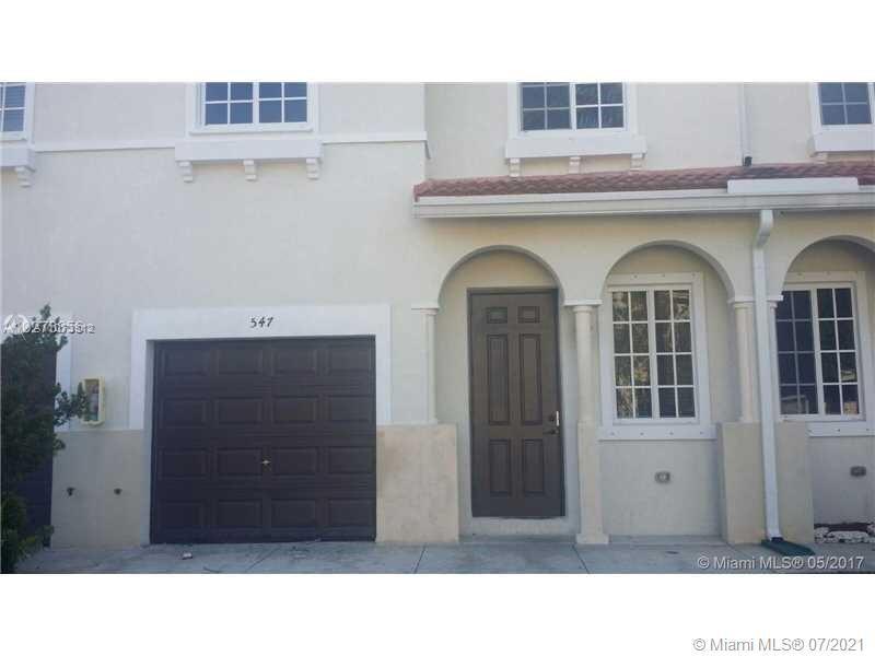 20901 NW 14th Pl #547, Miami Gardens, FL 33169 - #: A11073312