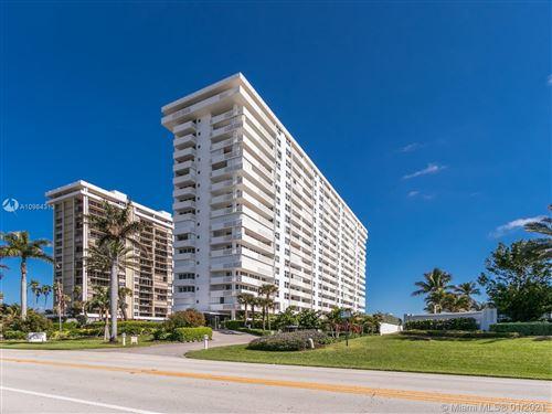 Photo of 1200 S Ocean Blvd #14G, Boca Raton, FL 33432 (MLS # A10984313)