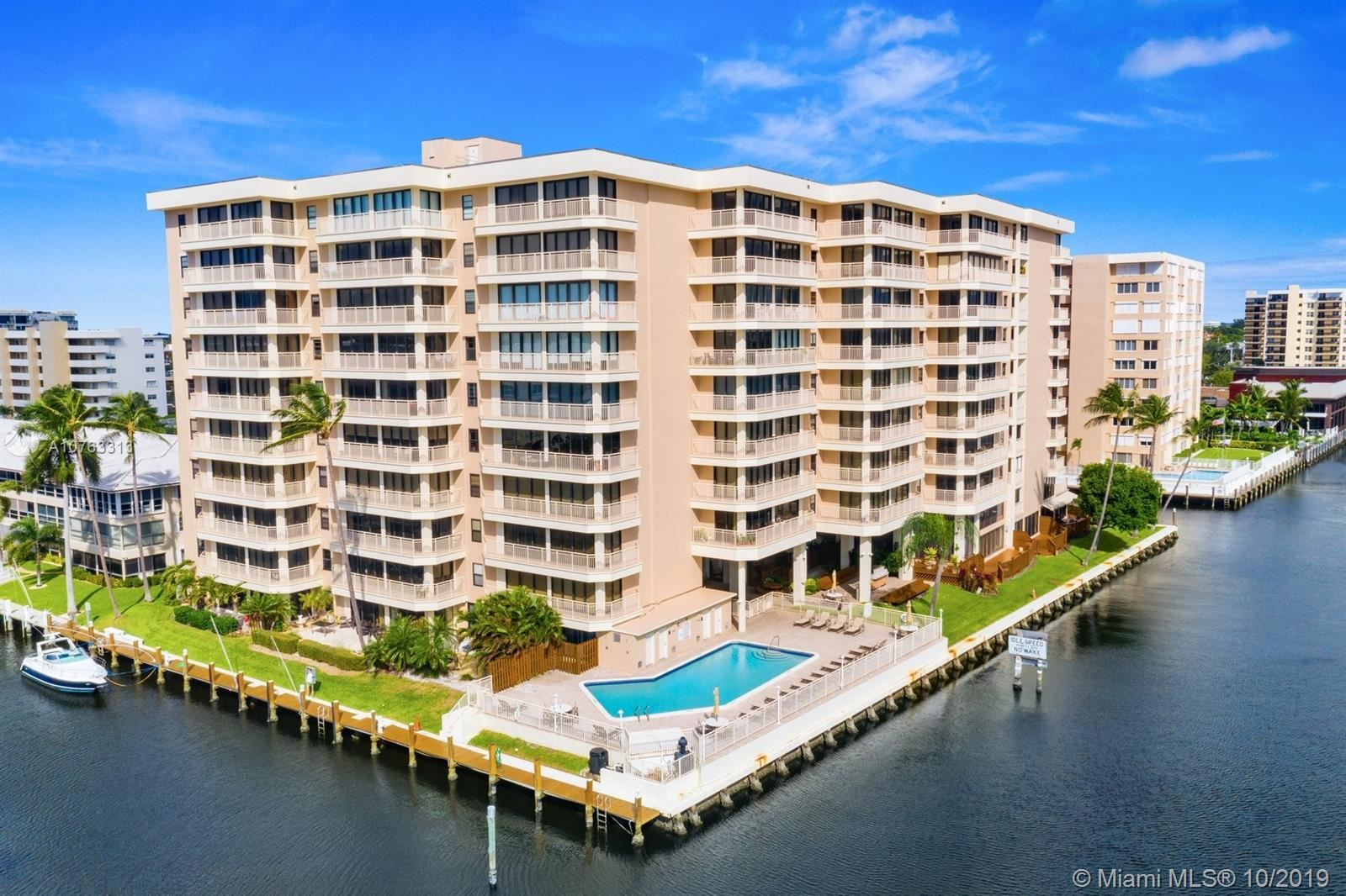 3100 NE 48th St #909, Fort Lauderdale, FL 33308 - #: A10763313