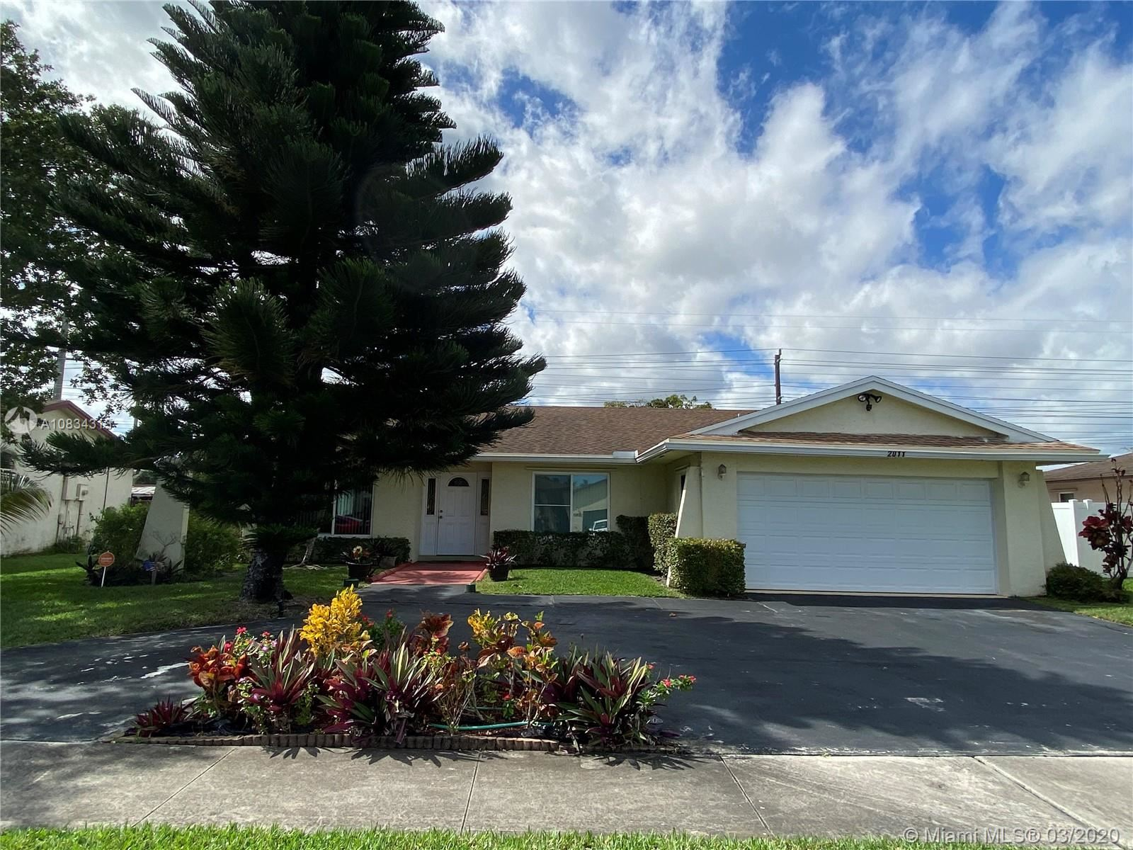 2011 NW 70th Ln, Margate, FL 33063 - #: A10834313