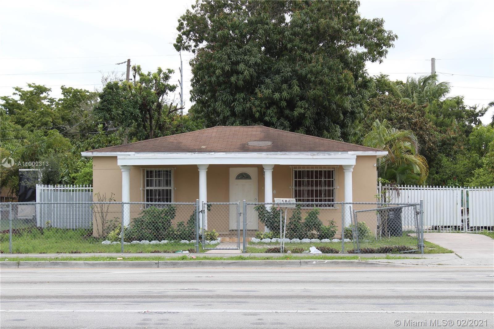 Photo of 580 Opa Locka Blvd, North Miami, FL 33168 (MLS # A11002313)