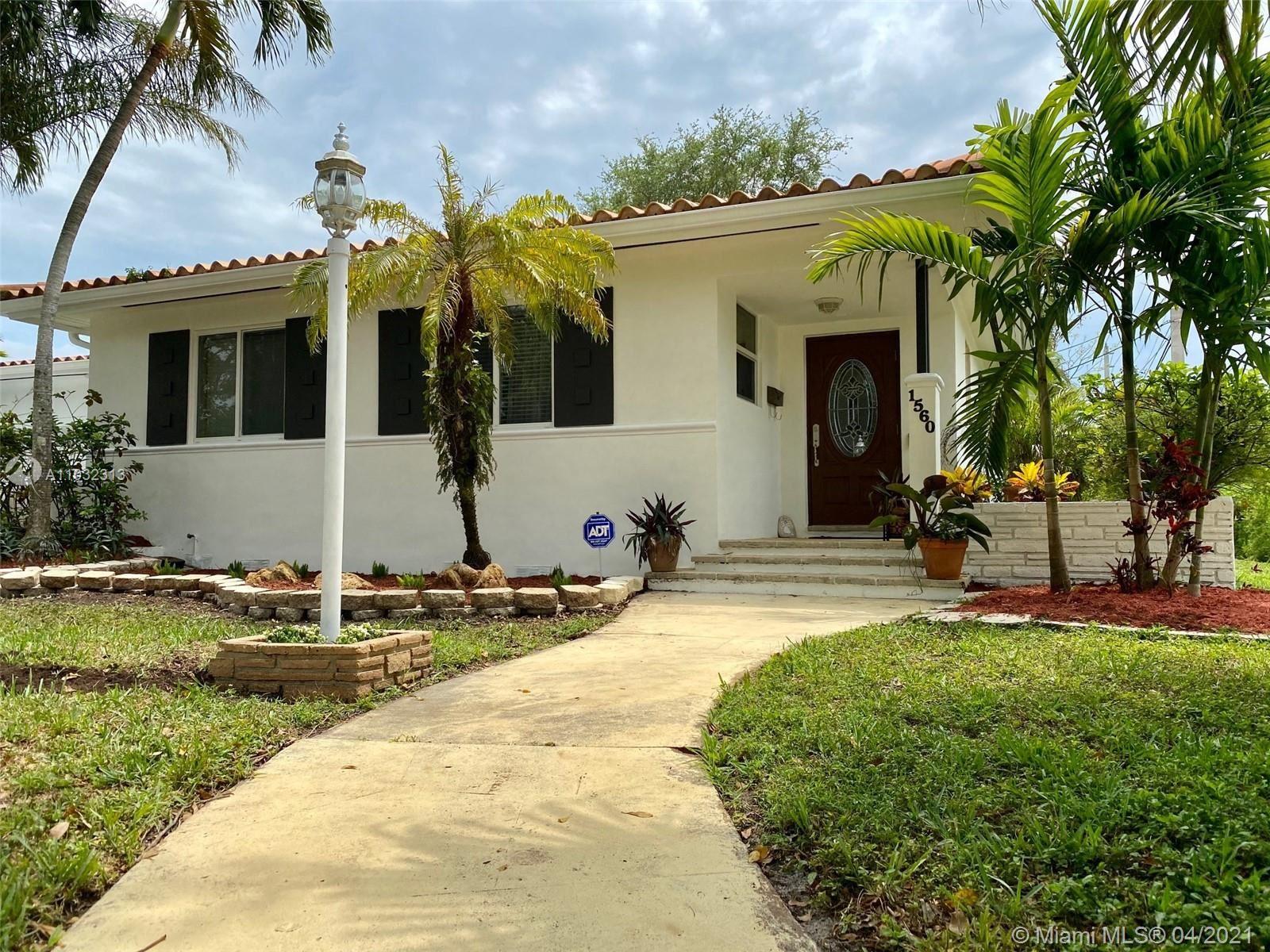 1560 Catalonia Ave, Coral Gables, FL 33134 - #: A11032313