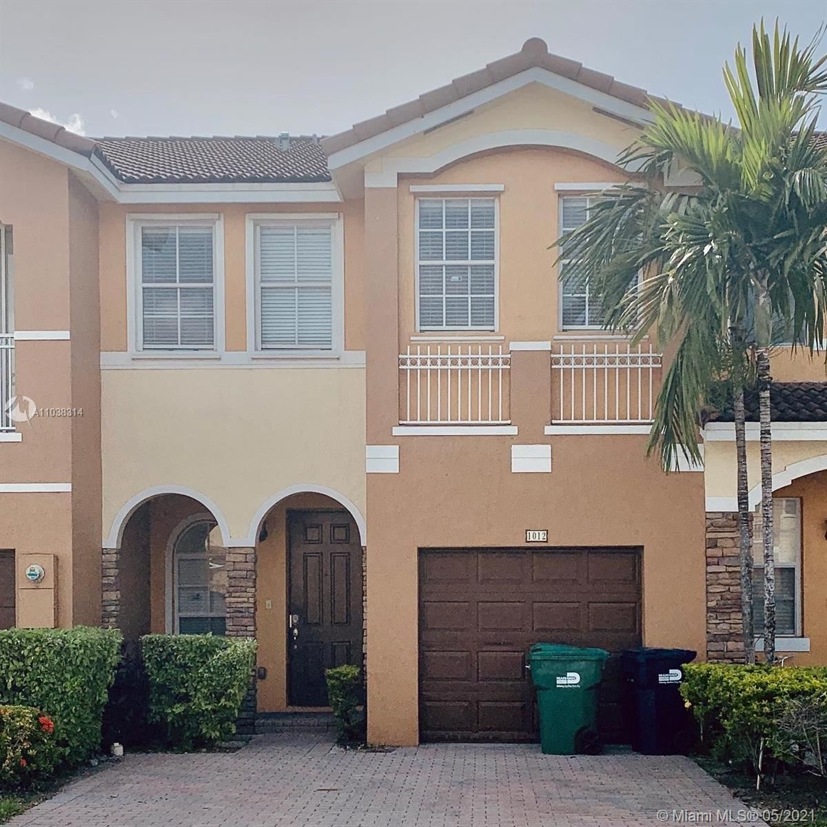 1012 NW 102nd Pl, Miami, FL 33172 - #: A11038314