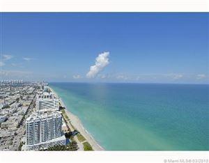 Photo of 6365 Collins Ave #3111, Miami Beach, FL 33141 (MLS # A10436315)