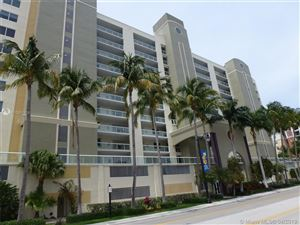 Photo of 17050 N Bay Rd #403, Sunny Isles Beach, FL 33160 (MLS # A10651315)