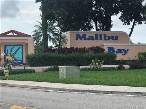 Photo of 626 NW 208th Way #626, Pembroke Pines, FL 33029 (MLS # A10933315)