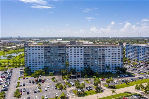 Photo of 3800 Hillcrest Dr #1019, Hollywood, FL 33021 (MLS # A11099315)