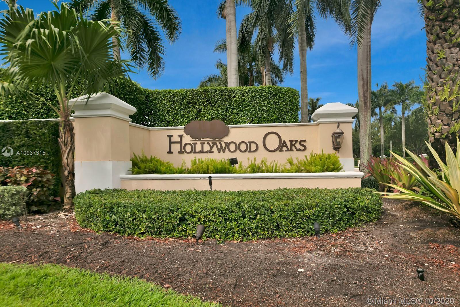 3624 Estate Oak Cir, Hollywood, FL 33312 - #: A10937315