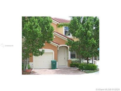 Photo of Listing MLS a10803316 in 16637 SW 80th Ter #16637 Miami FL 33193