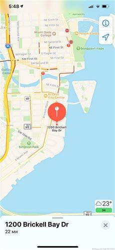 Foto de inmueble con direccion 1200 Brickell Bay Dr #2818 Miami FL 33131 con MLS A10818316