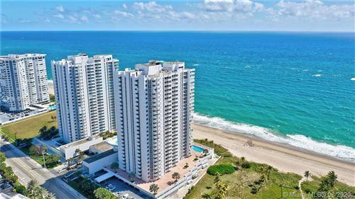 Photo of 1370 S Ocean Blvd #1901, Pompano Beach, FL 33062 (MLS # A10836316)