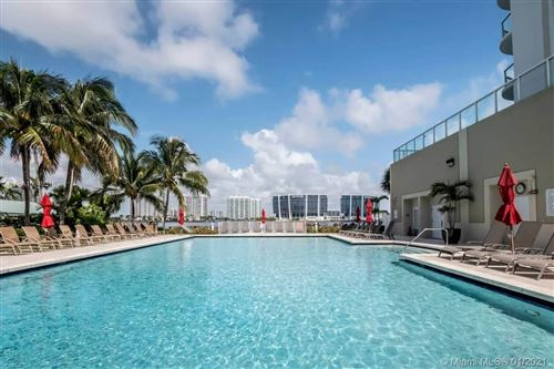 Photo of 18100 N Bay Rd #906, Sunny Isles Beach, FL 33160 (MLS # A10949316)