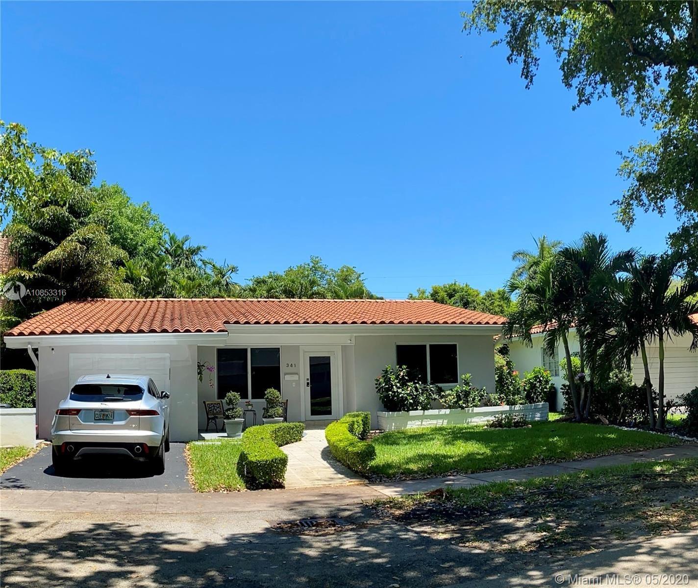 341 Aledo Ave, Coral Gables, FL 33134 - #: A10853316
