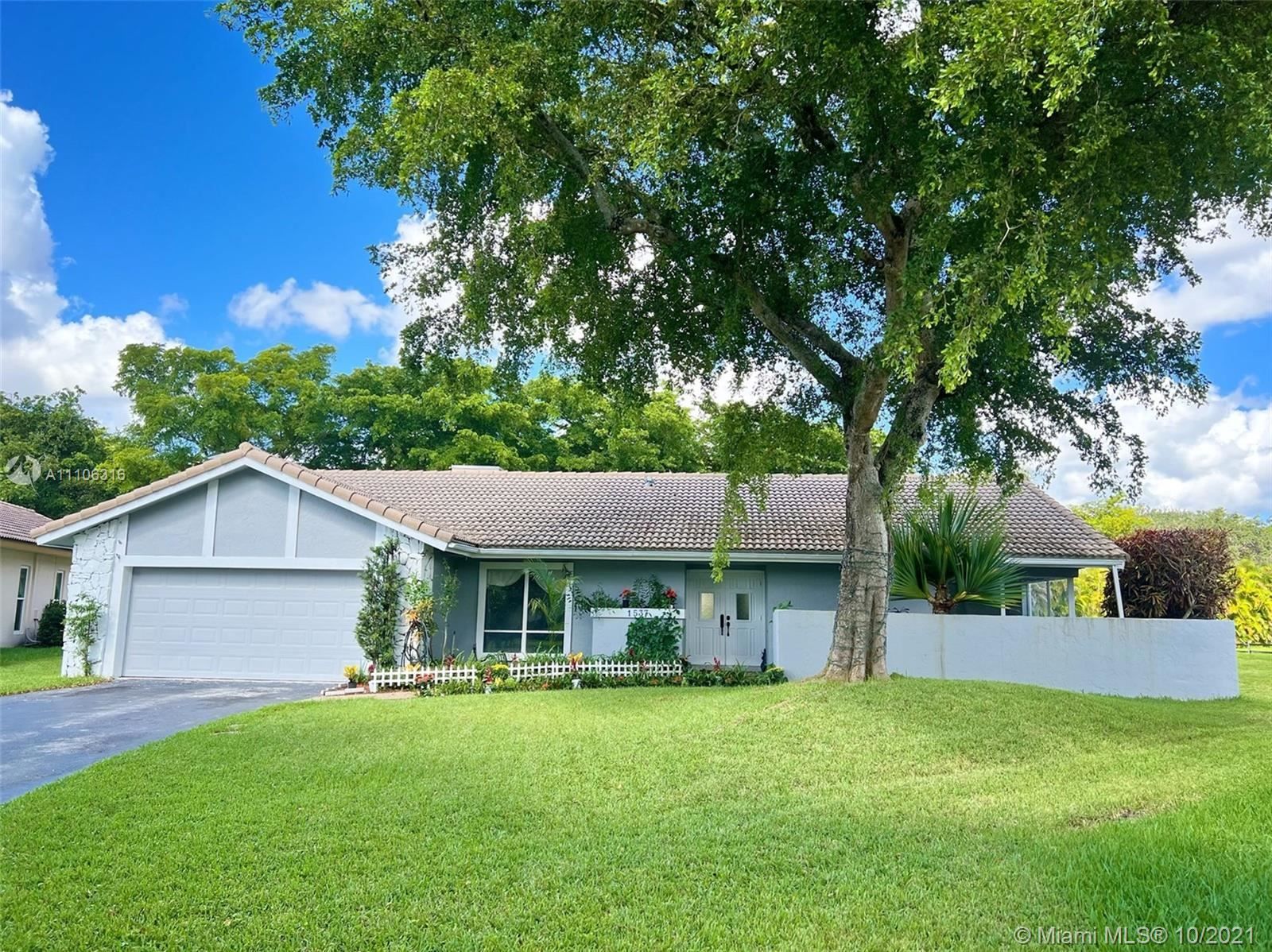1537 NW 108 WAY, Coral Springs, FL 33071 - #: A11106316