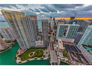 Tiny photo for 200 Biscayne Boulevard Way #5302, Miami, FL 33131 (MLS # A10397317)