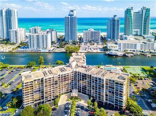 Foto de inmueble con direccion 600 Parkview Dr #204 Hallandale Beach Beach FL 33009 con MLS A10798317