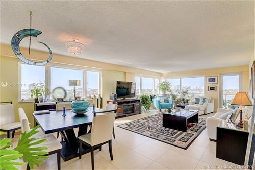 Photo of 3000 Holiday Dr #1405, Fort Lauderdale, FL 33316 (MLS # A10806317)
