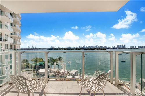 Foto de inmueble con direccion 1100 West Ave #610 Miami Beach FL 33139 con MLS A10833317
