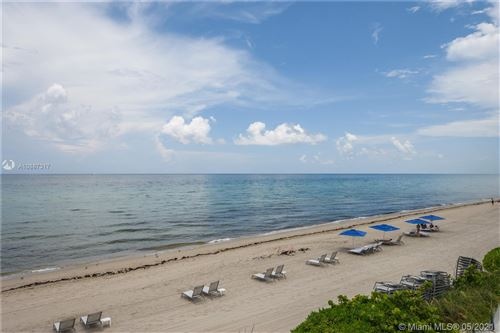 Photo of 3101 S Ocean Dr #406, Hollywood, FL 33019 (MLS # A10887317)