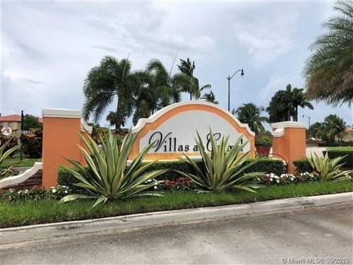 Photo of 3390 NE 13th Cir Dr #105-19, Homestead, FL 33033 (MLS # A10929317)