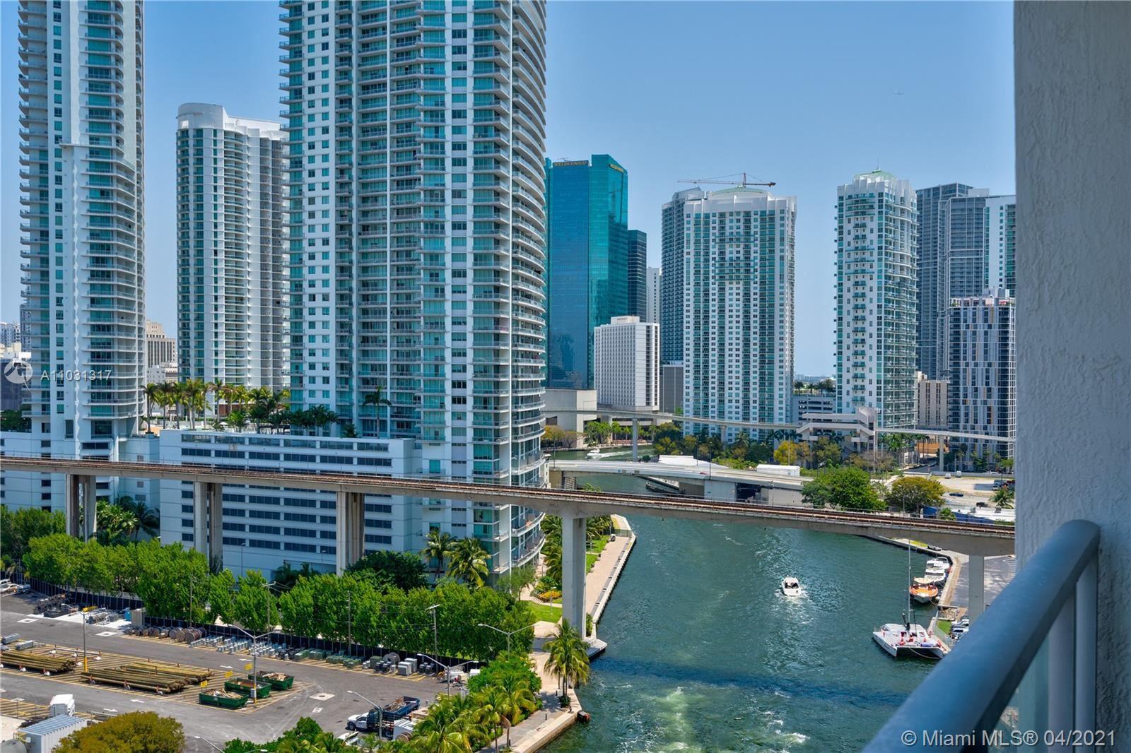 185 SW 7th St #1401, Miami, FL 33130 - #: A11031317