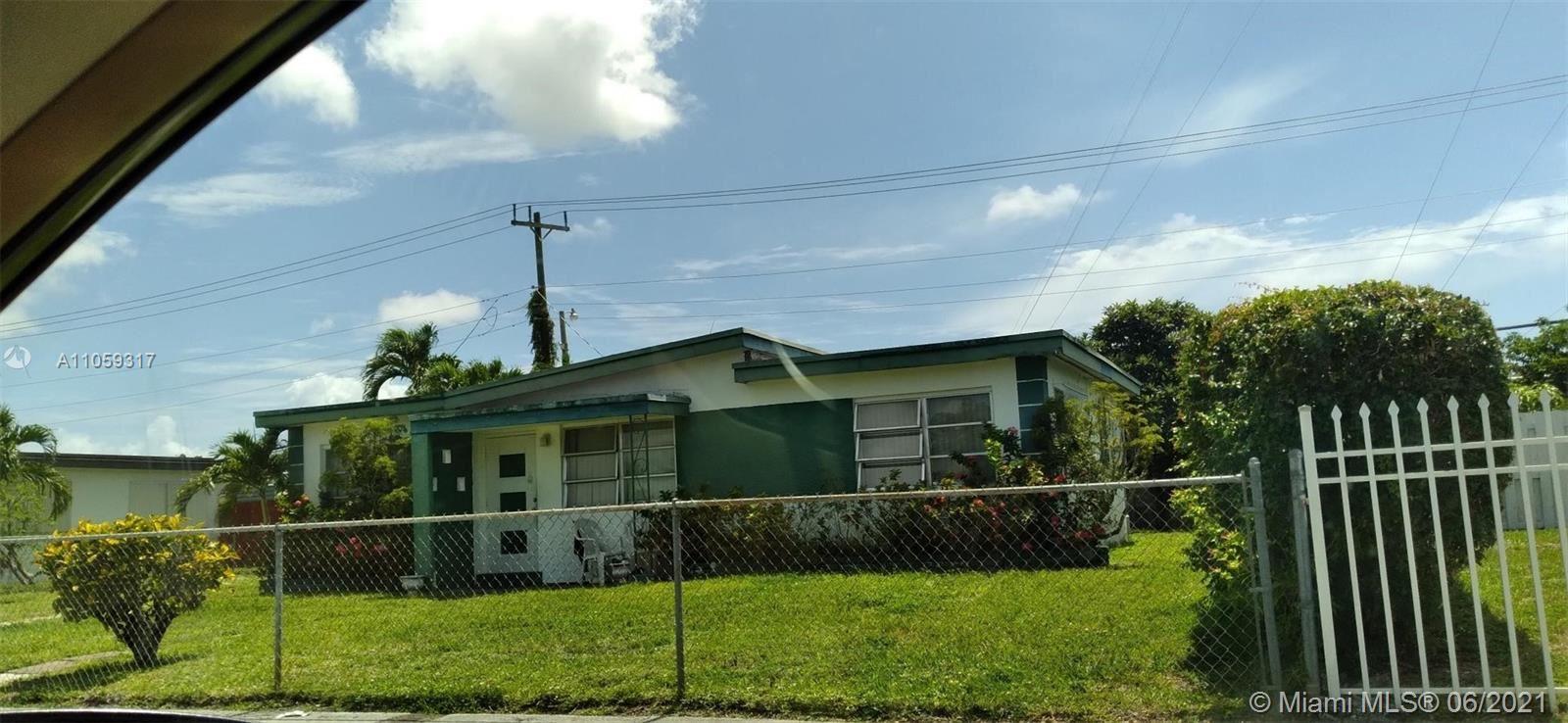 2551 SW 53rd Ave, West Park, FL 33023 - #: A11059317