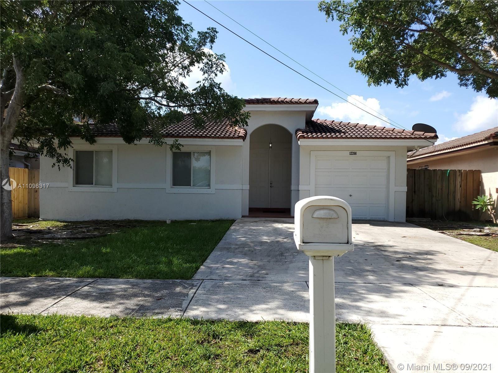 12266 SW 216th St, Miami, FL 33170 - #: A11096317