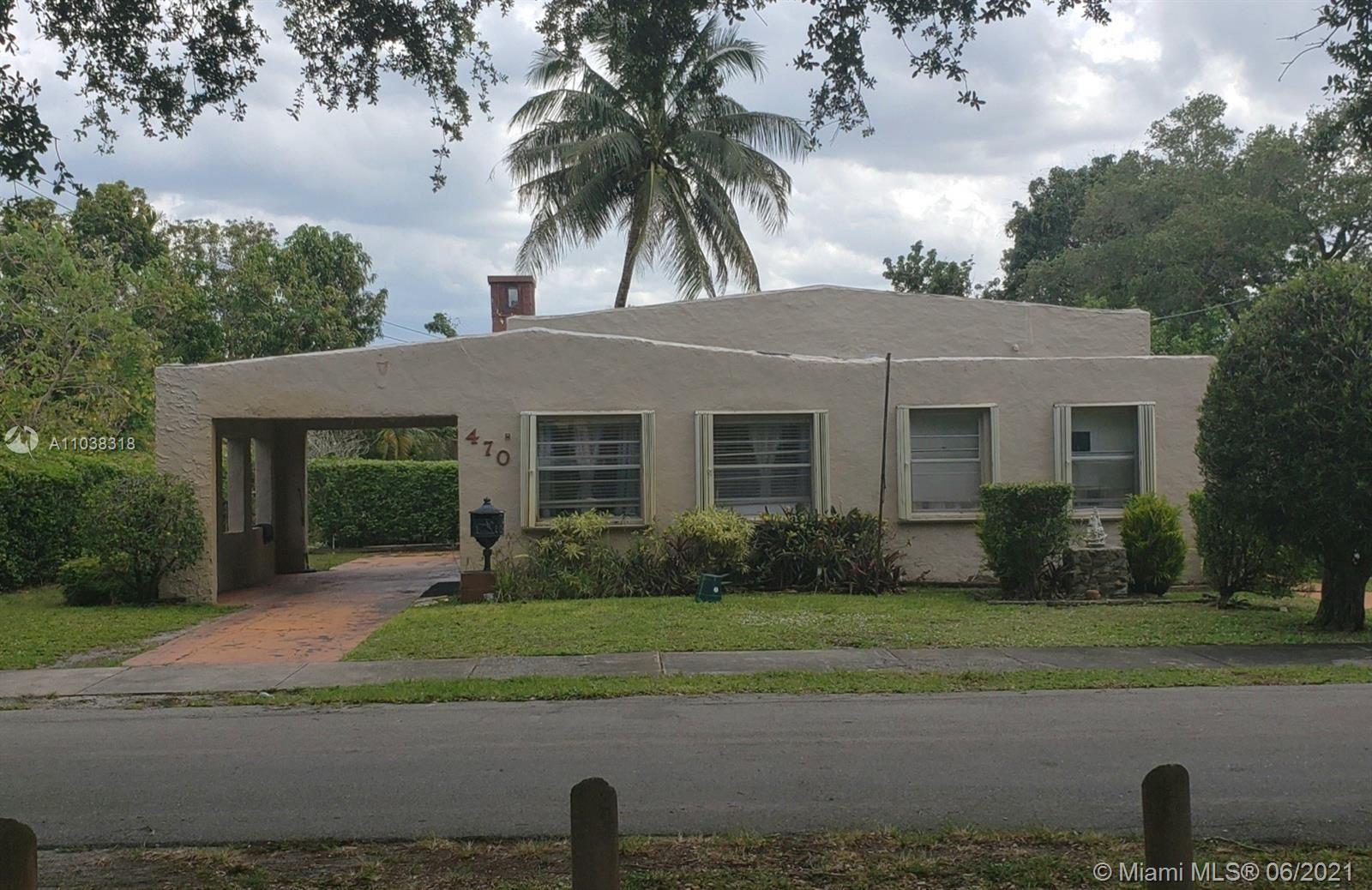 470 NE 130th St, North Miami, FL 33161 - #: A11038318