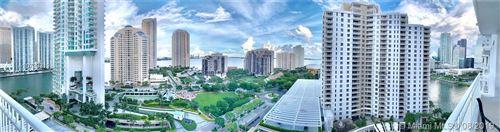 Photo of 801 Brickell Key Blvd #1711, Miami, FL 33131 (MLS # A10729319)