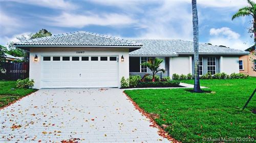 Photo of Listing MLS a10811319 in 11567 NW 40th Ct Coral Springs FL 33065