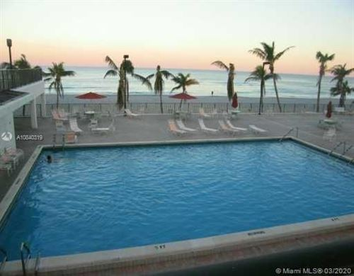 Photo of 2201 S Ocean Dr #1801, Hollywood, FL 33019 (MLS # A10840319)