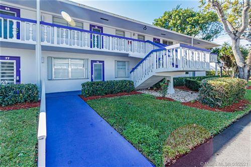 Photo of 87 E Newport E #87, Deerfield Beach, FL 33442 (MLS # A10986319)