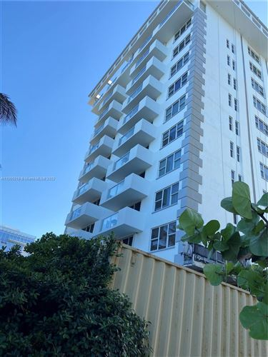 Photo of 9195 Collins Ave #410, Surfside, FL 33154 (MLS # A11000319)