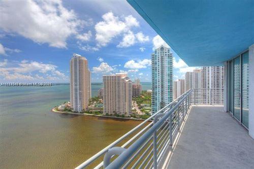 Photo of 325 S Biscayne Blvd #2723, Miami, FL 33131 (MLS # A11114319)