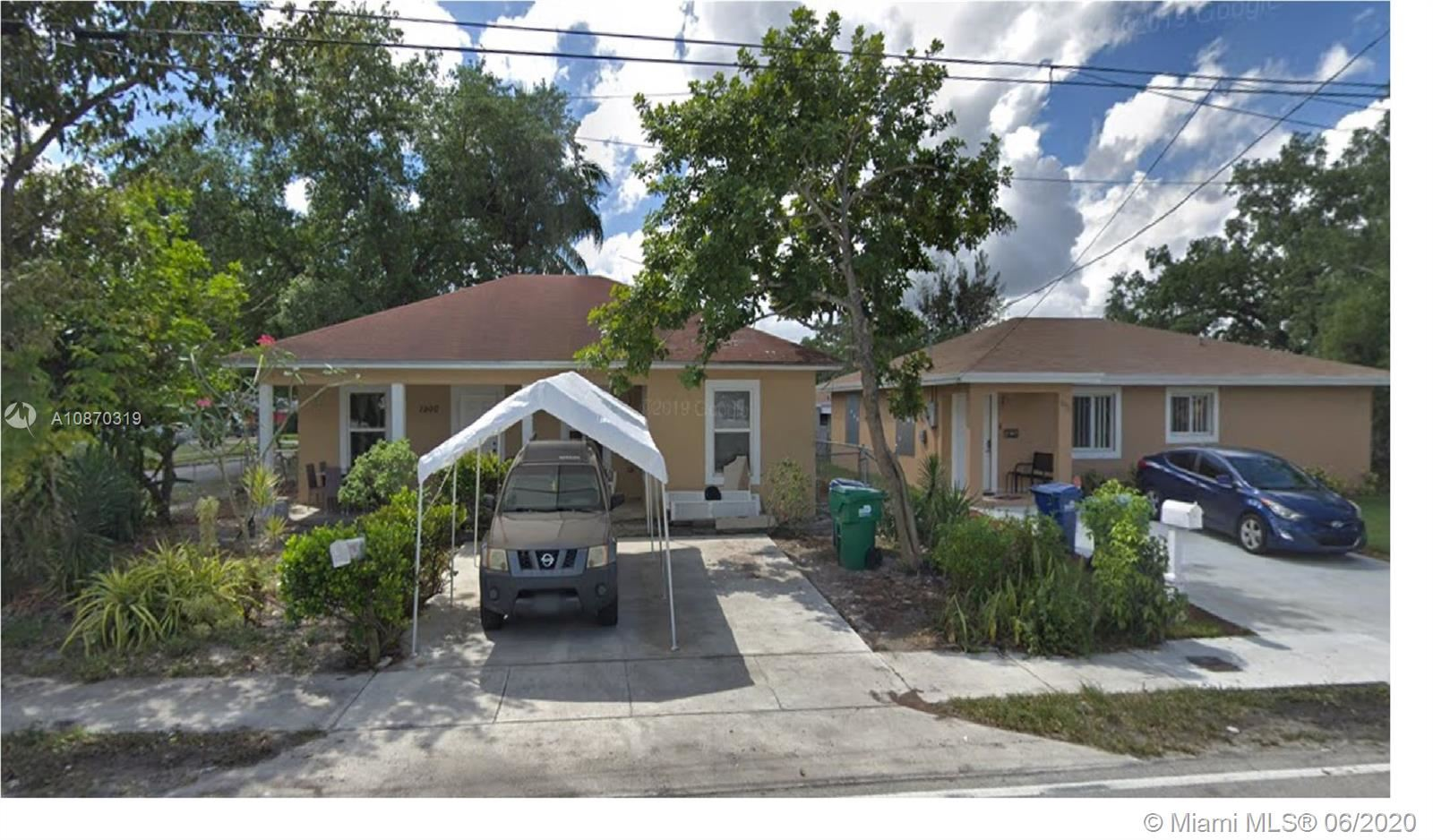 1900 NW 87th St, Miami, FL 33147 - #: A10870319