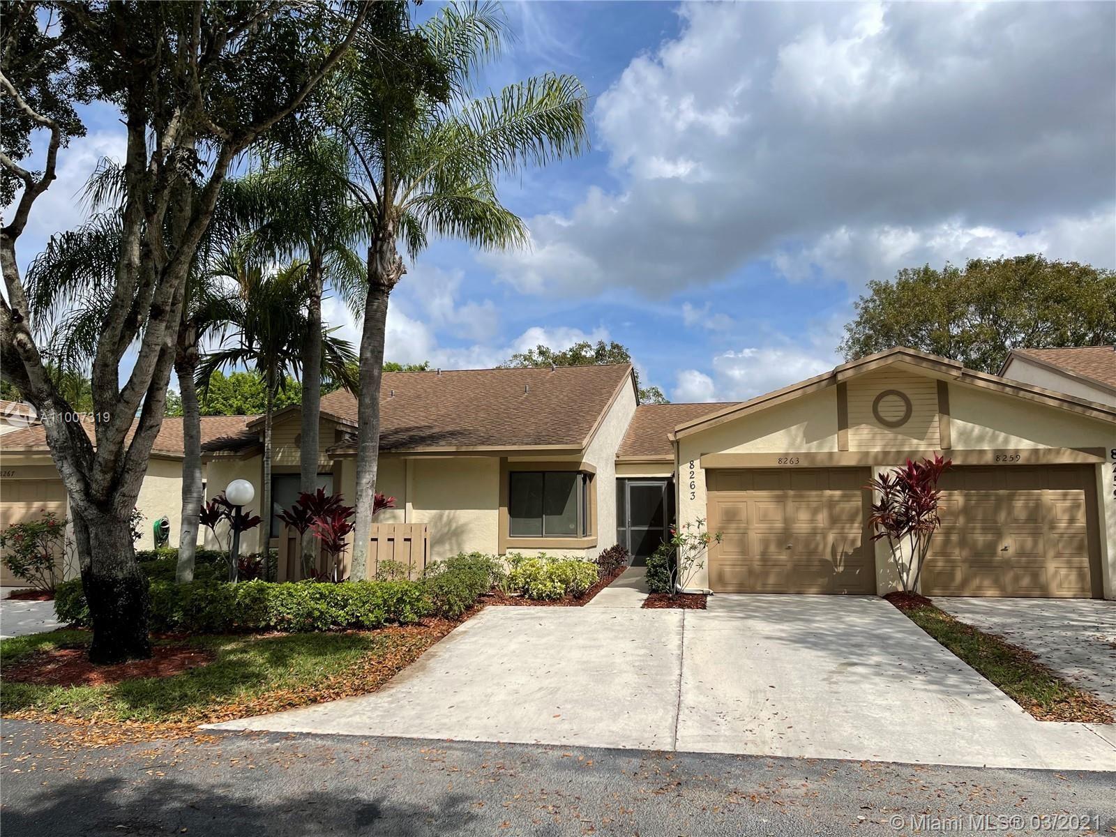8263 Whispering Palm Dr, Boca Raton, FL 33496 - #: A11007319