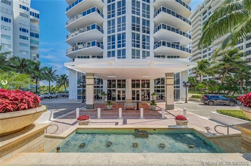 Photo of 10225 Collins Ave #2003, Bal Harbour, FL 33154 (MLS # A10934320)
