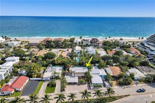 Photo of 2400 N Ocean Blvd, Fort Lauderdale, FL 33305 (MLS # A10963320)