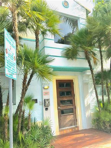 Photo of 1001 7th St #103, Miami Beach, FL 33139 (MLS # A11117320)