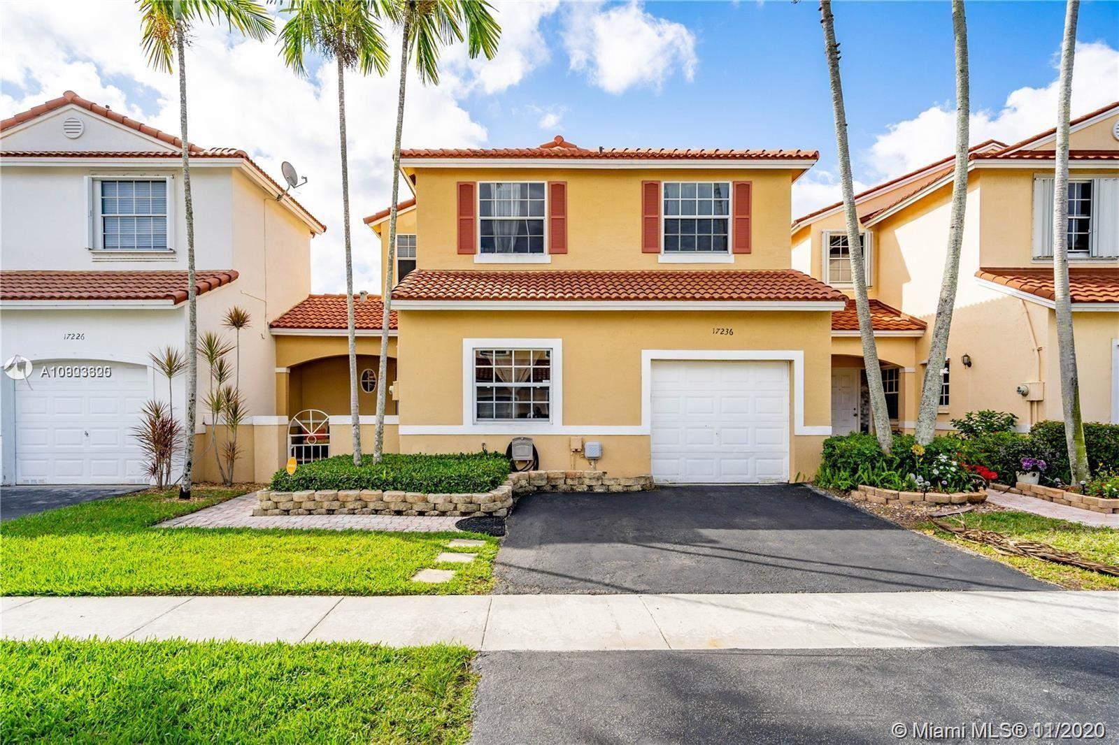 17236 NW 8th St, Pembroke Pines, FL 33029 - #: A10903320