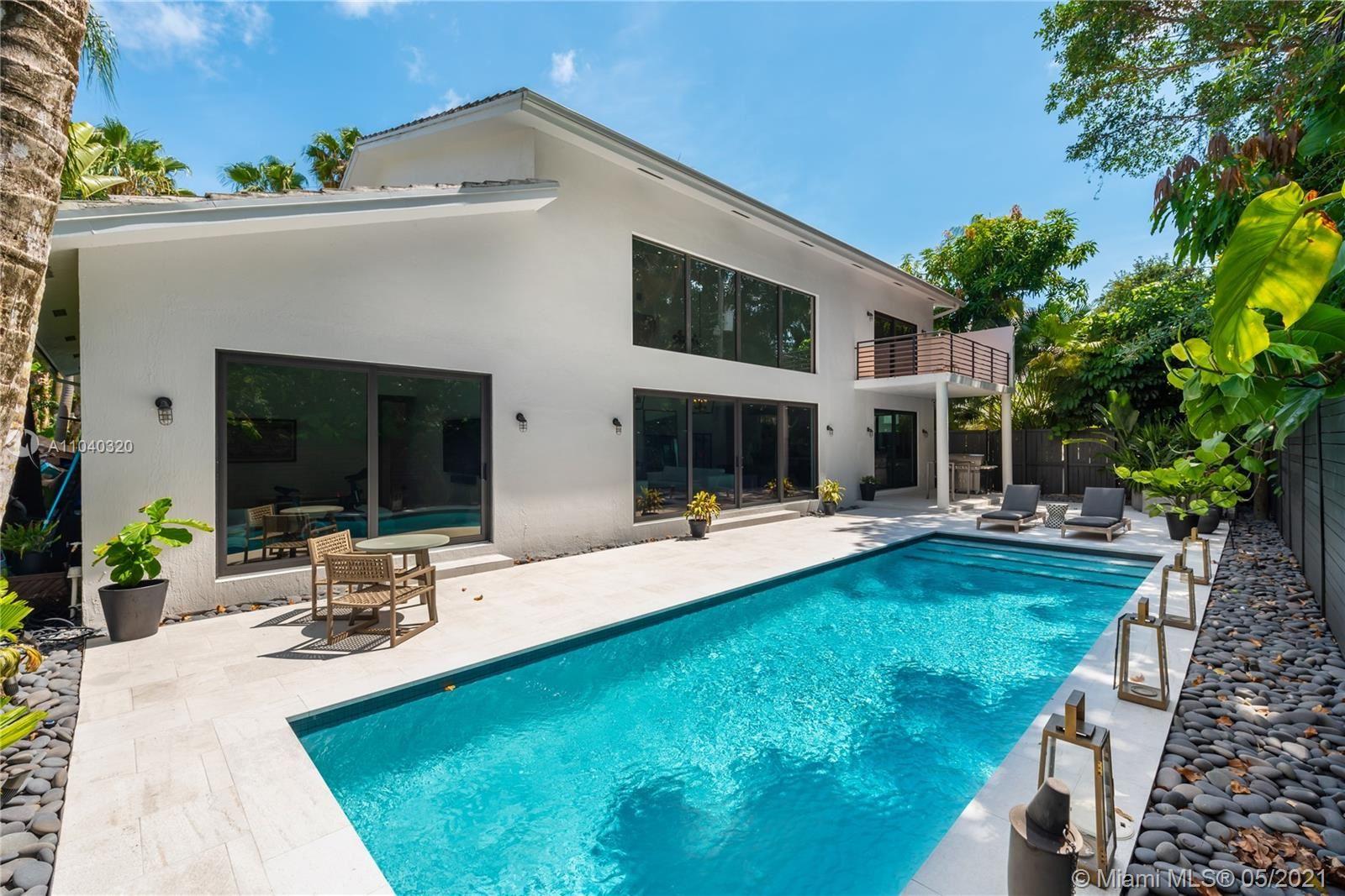 Photo of 3782 El Prado Blvd, Miami, FL 33133 (MLS # A11040320)
